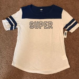 💖Old Navy Woman's T-shirt
